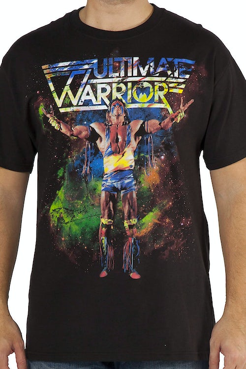 Entrance Ultimate Warrior T-Shirt