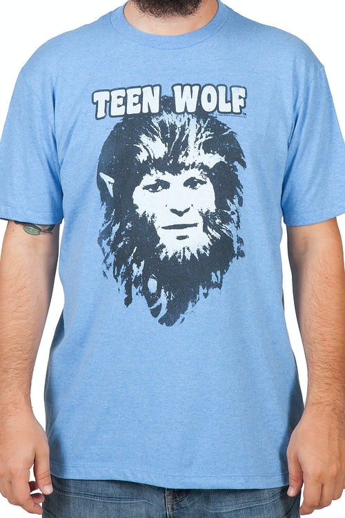 Face Teen Wolf Shirt