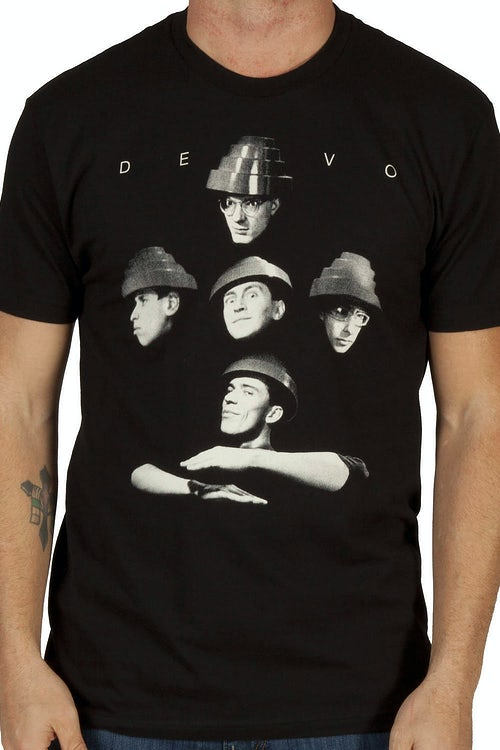 Faces DEVO Shirt