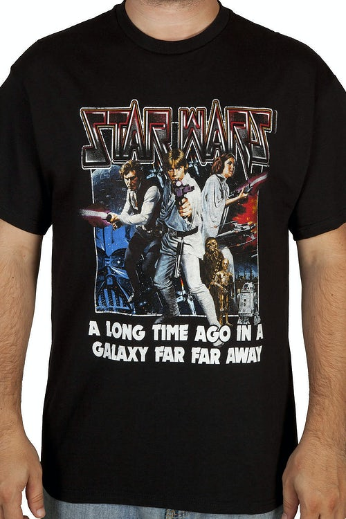 Far Far Away Star Wars Shirt