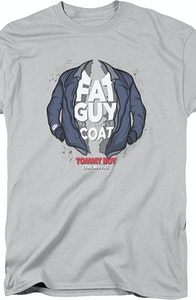 Fat Guy In A Little Coat Tommy Boy T-Shirt