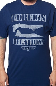 Foreign Relations Top Gun T-Shirt