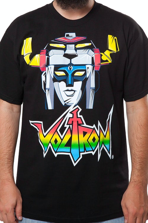 Form The Head Voltron T-Shirt