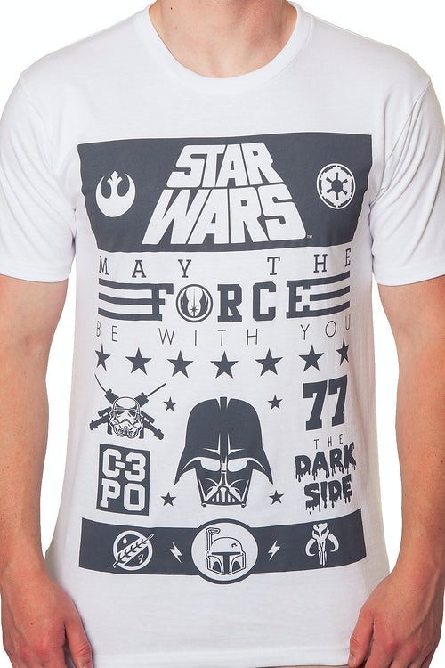 Galaxy Far Away Star Wars T-Shirt