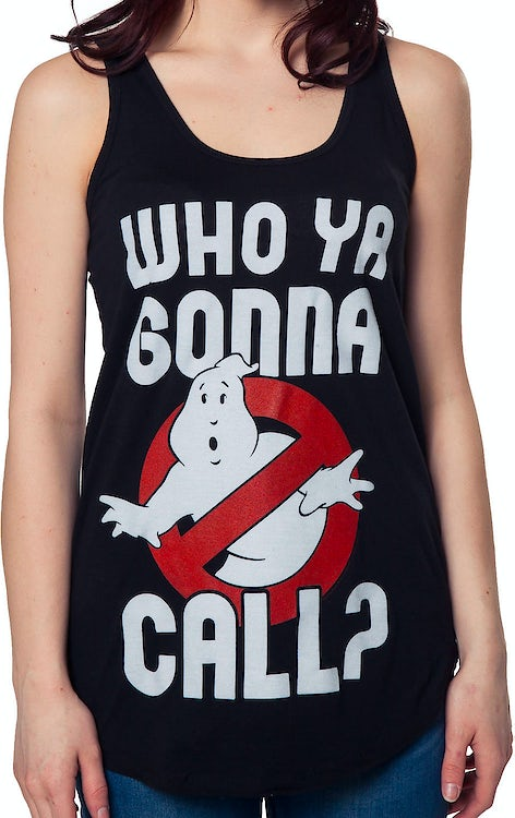 Ghostbusters Tank Top