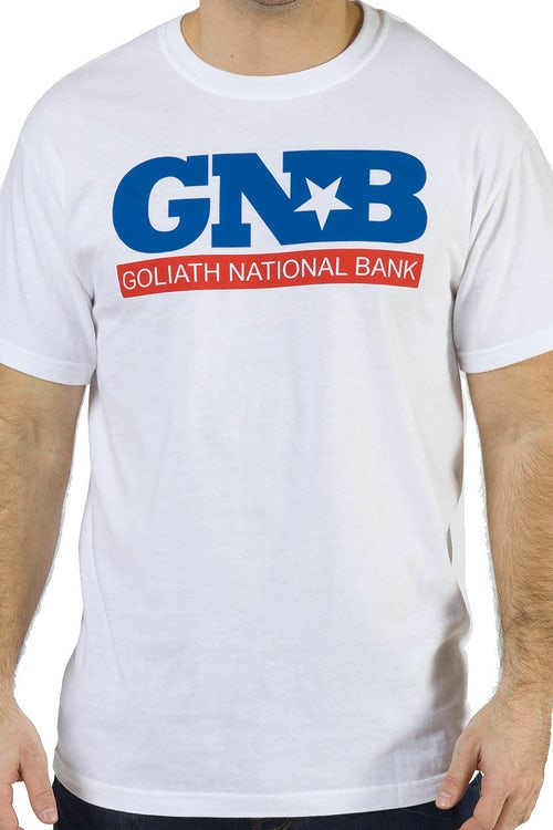 Goliath National Bank T-Shirt