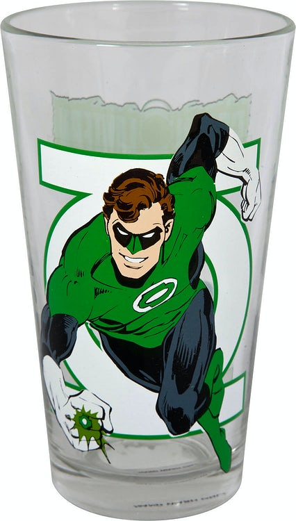 Green Lantern Glass