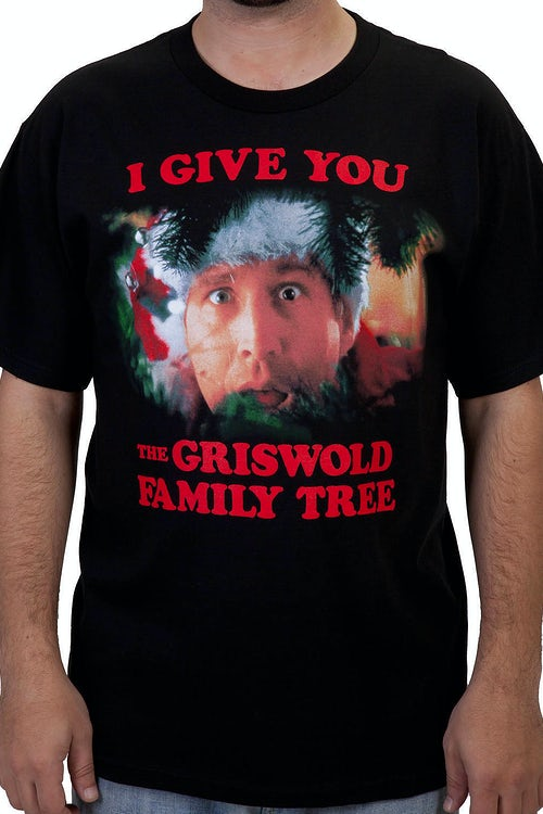Griswold Family Tree Shirt