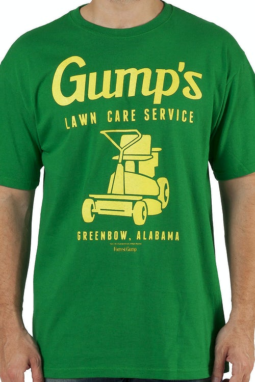 Gumps Lawn Care Shirt