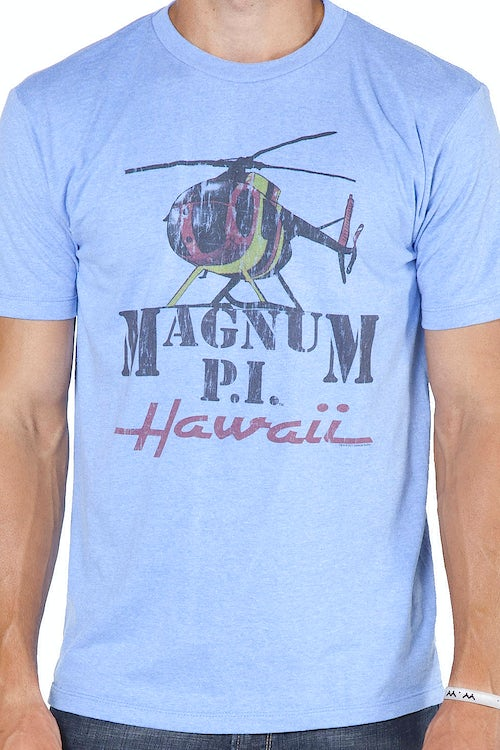 Hawaii Magnum PI T-Shirt