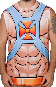 He-Man Sublimation Muscle Shirt