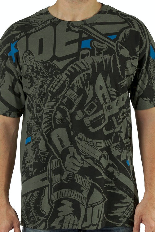 Heroes GI Joe Shirt