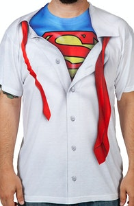 I am Superman Costume Shirt