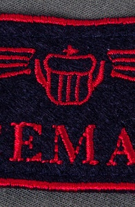 Iceman Call Name Patch