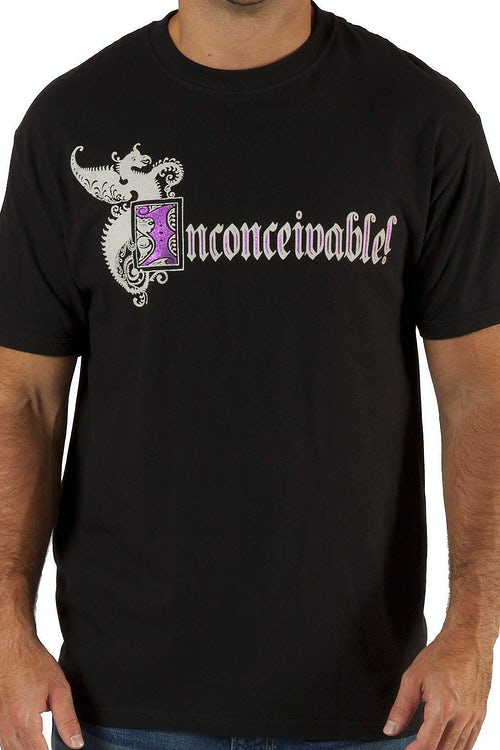 The Inconceivable Princess Bride T-Shirt