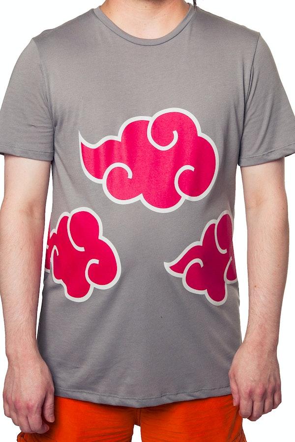Itachi Uchiha Costume Shirt Naruto Mens T Shirt