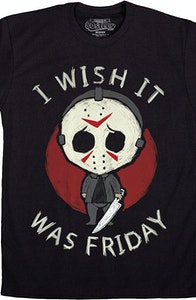 Jason's Wish Friday the 13th T-Shirt