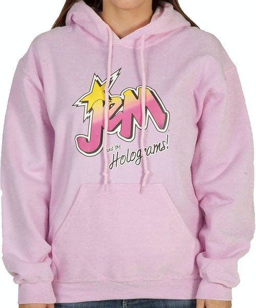 Jem and the Holograms Unisex Hoodie