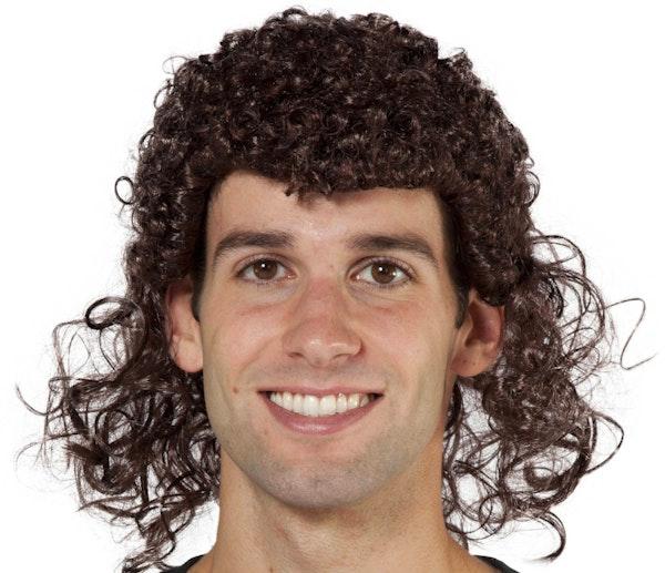 Curl mullet wig danny mcbride kenny powers jheri curl mullet wig danny mcbride kenny powers publicscrutiny Gallery