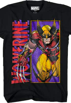 Jim Lee Wolverine T-Shirt