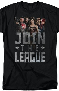 Join Justice League T-Shirt