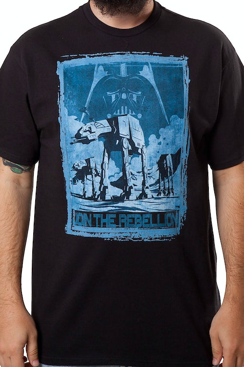 Join The Rebellion Star Wars Shirt
