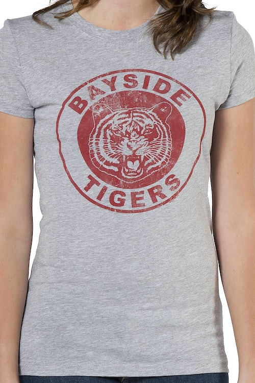 Jr Distressed Bayside Tigers Shirt