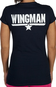 Jr Wingman Top Gun Shirt