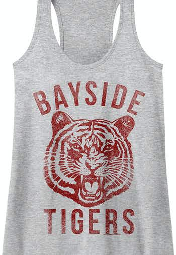 Junior Bayside Tigers Saved By The Bell Tank Top