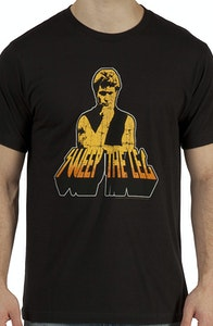 Karate Kid Sweep The Leg Cobra Kai T-Shirt