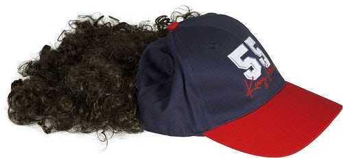 Kenny Powers Mullet Hat