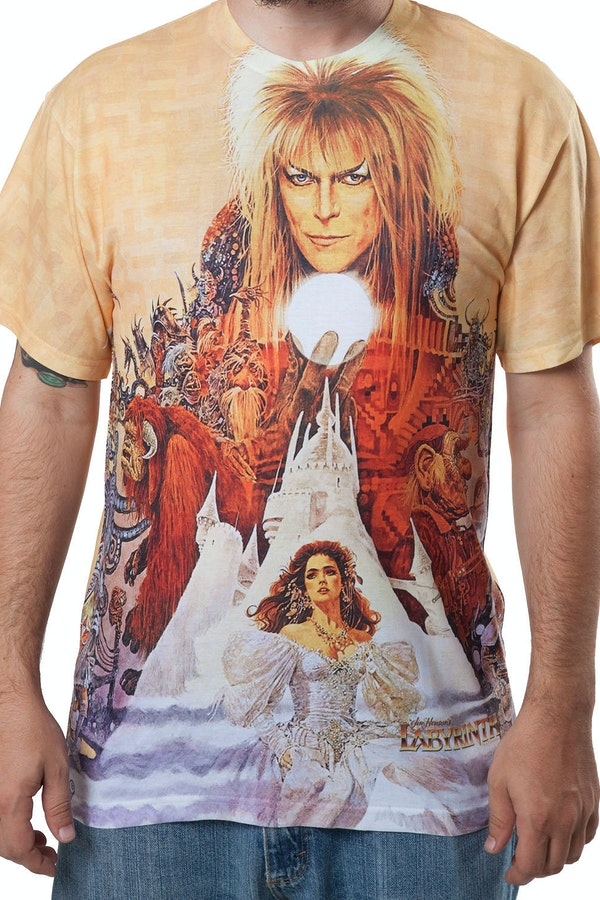 Labyrinth Poster T-Shirt