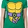 Ladies Donatello Shirt