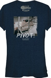 Ladies Pivot Friends T-Shirt