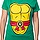 Ladies Raphael Shirt