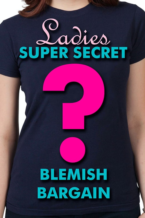 Ladies Super Secret Blemish Bargain