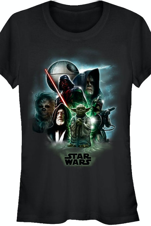 Ladies Universe Star Wars Shirt
