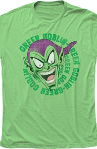 Laughing Green Goblin T-Shirt