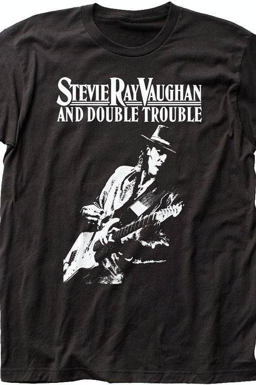 Live Alive Stevie Ray Vaughan T-Shirt