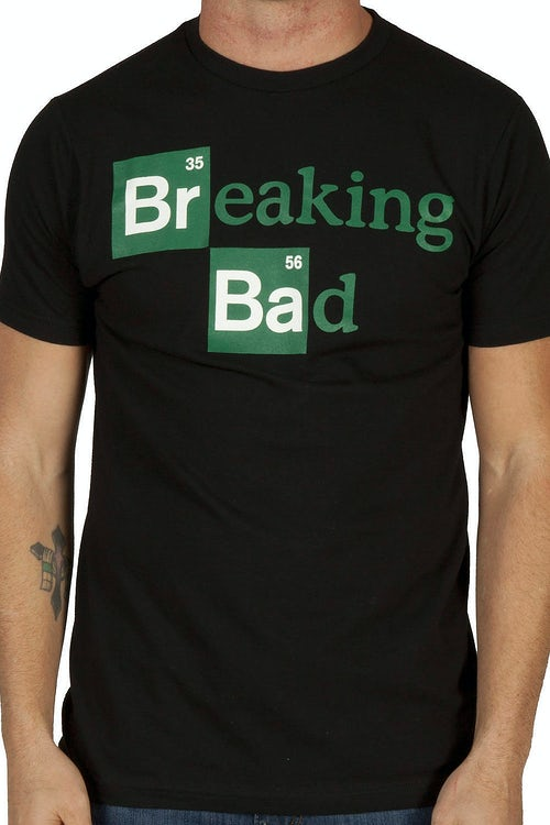 Logo Breaking Bad Shirt