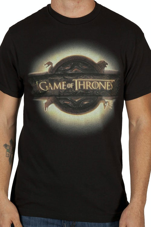 Logo Game of Thrones Shirt