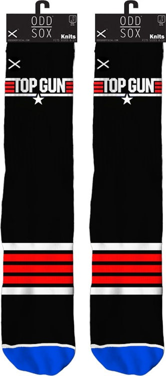 Logo Top Gun Socks