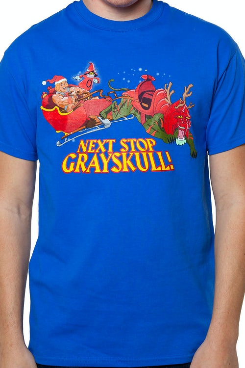 Masters of the Universe Christmas Shirt
