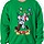 Megatron Transformers Christmas Faux Sweater