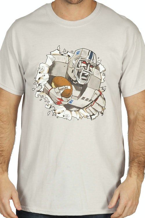 Megatron Football Shirt
