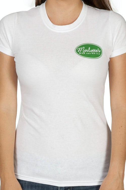 Merlottes Waitress Shirt