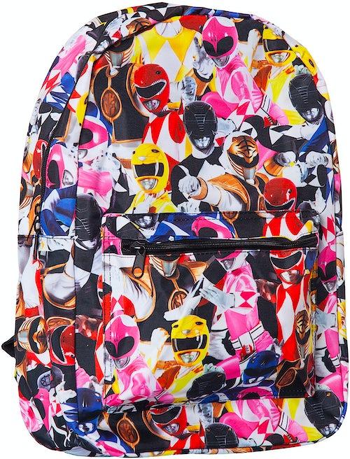184ff7cb945b Mighty Morphin Power Rangers Backpack