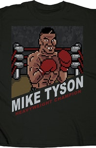 Mike Tyson Heavyweight Champion T-Shirt