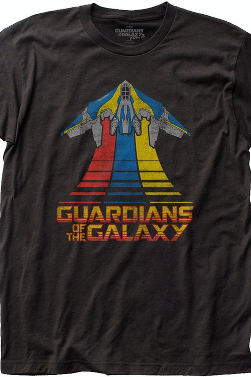 Milano Guardians of the Galaxy T-Shirt