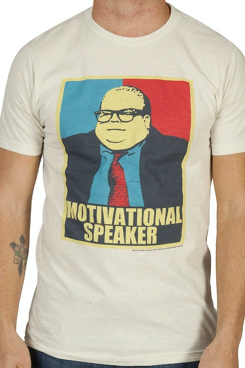 Motivational Speaker T-Shirt